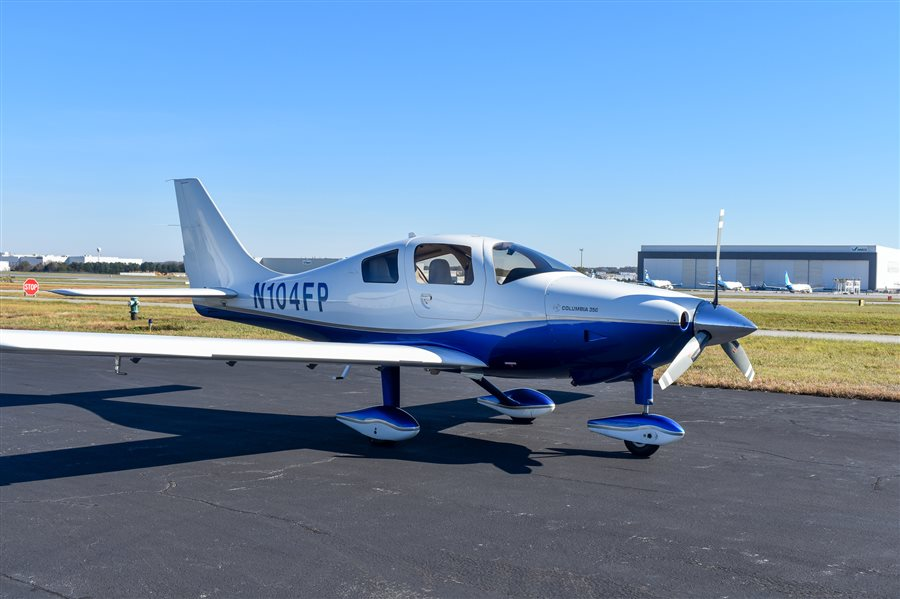 2006 Columbia 350 SL