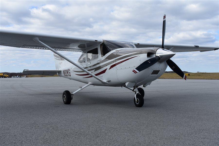 2005 Cessna T182 T Turbo Skylane