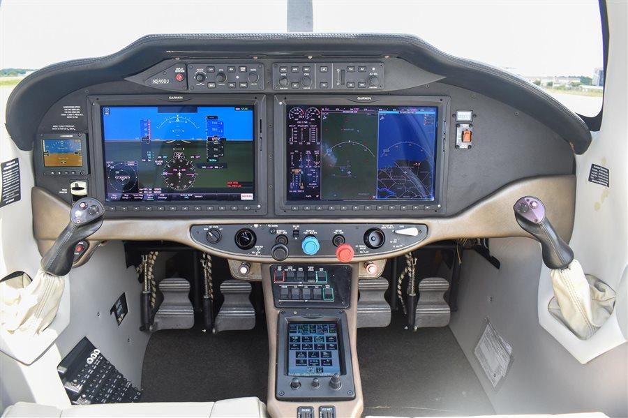 2013 Cessna Corvalis TTX Aircraft