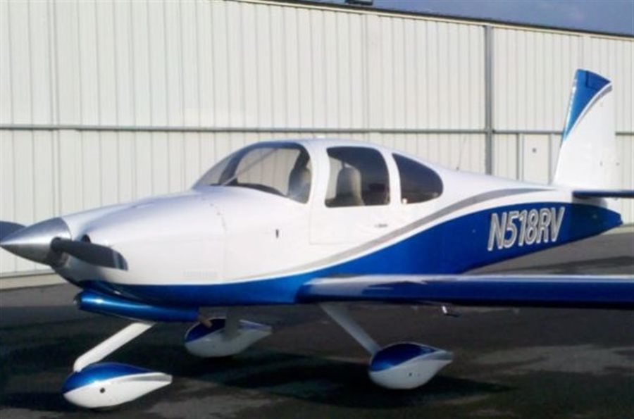 2011 Vans RV10 Aircraft