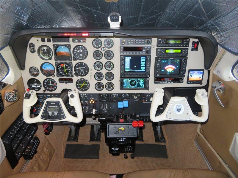 2001 Beechcraft Baron 58 Aircraft