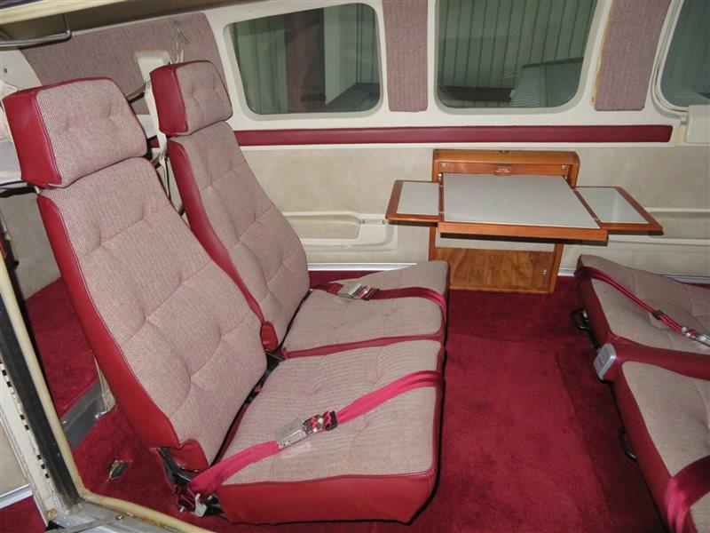 1982 Beechcraft Bonanza A36 Aircraft
