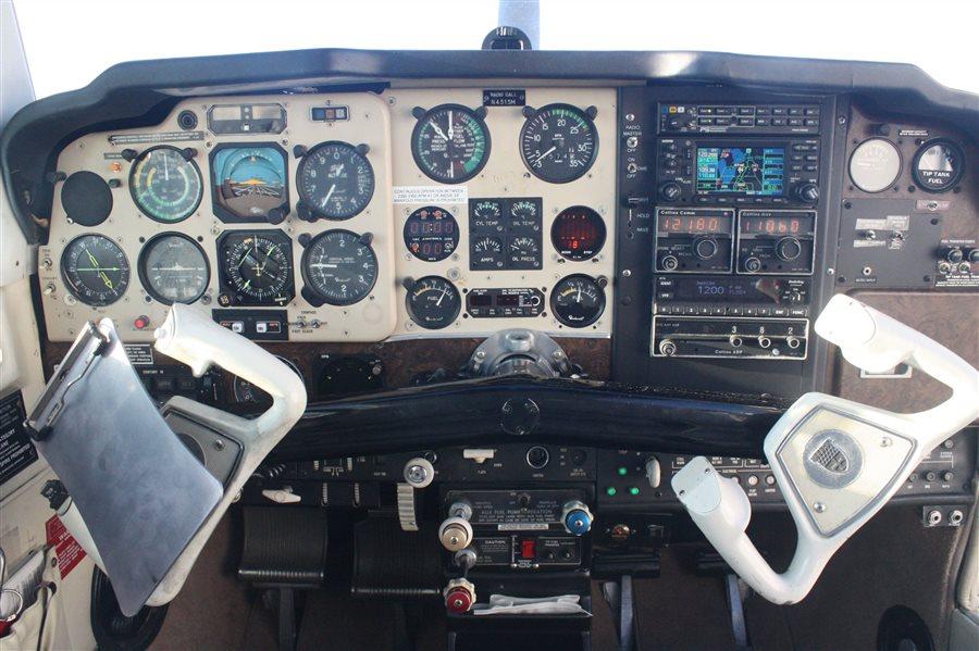 1978 Beechcraft Bonanza F33 A Turbo Normalised