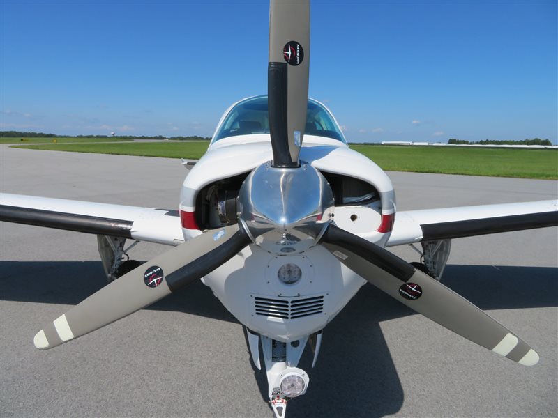 1996 Beechcraft Bonanza A36 Turbo-Normalised