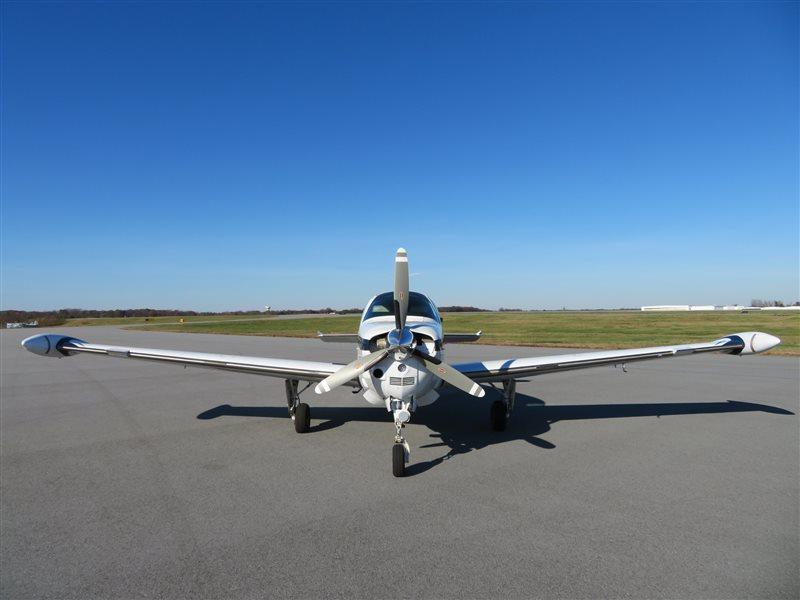 1999 Beechcraft Bonanza A36 Turbo-Normalised