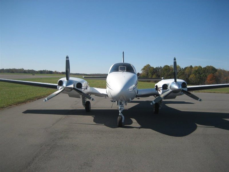 1979 Beechcraft Baron 58P Aircraft