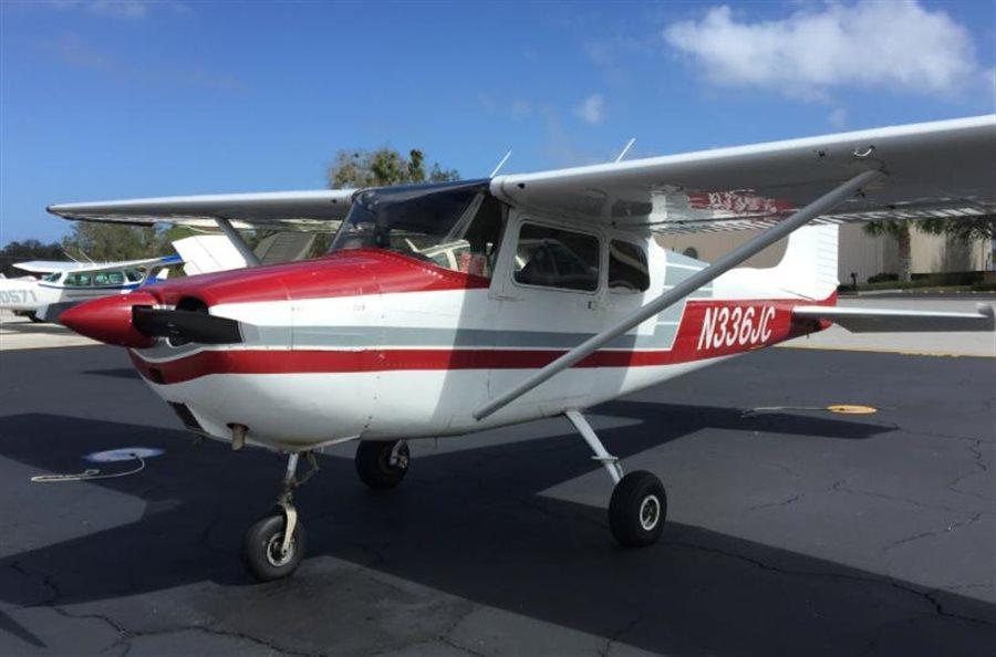 1958 Cessna 172 | Aircraft Listing | Plane Sales USA