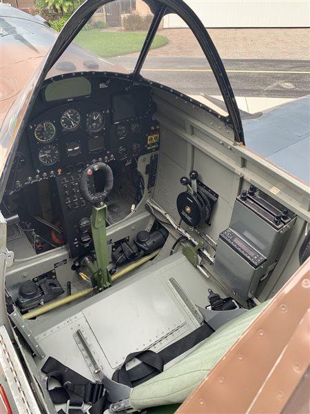 2008 Supermarine Spitfire MK26 B