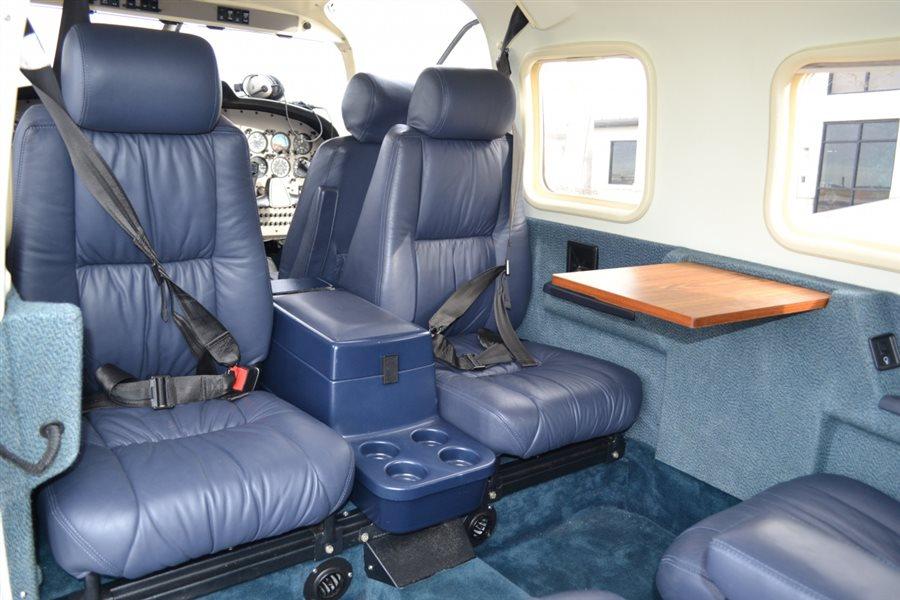 2000 Piper Saratoga II HP Aircraft