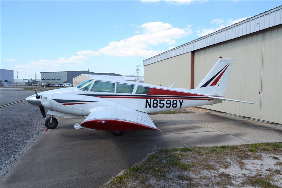 1968 Piper PA-30 Twin Comanche B