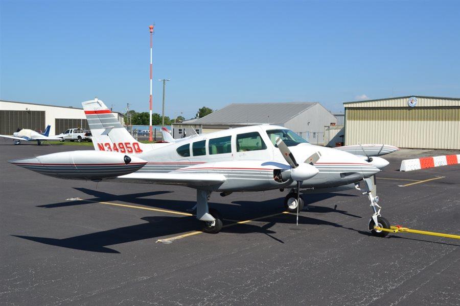 1967 Cessna 320 E Riley Turbo Stream