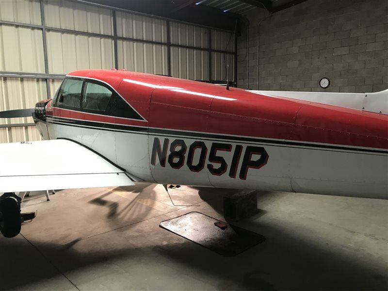 1962 Piper Comanche 250 PA-24