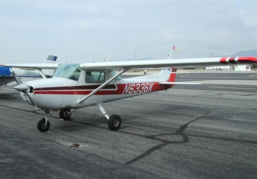 1975 Cessna 150 M