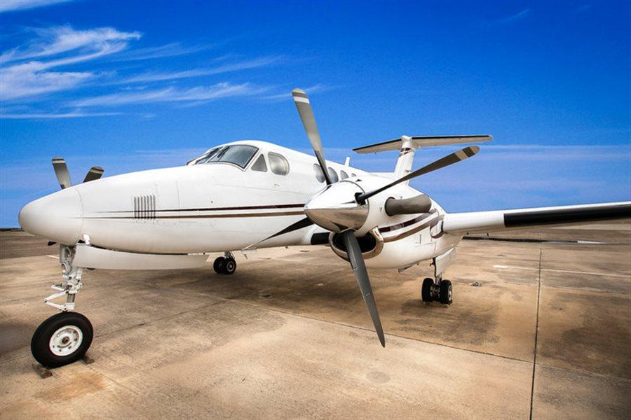 1990 Beechcraft King Air 200 B