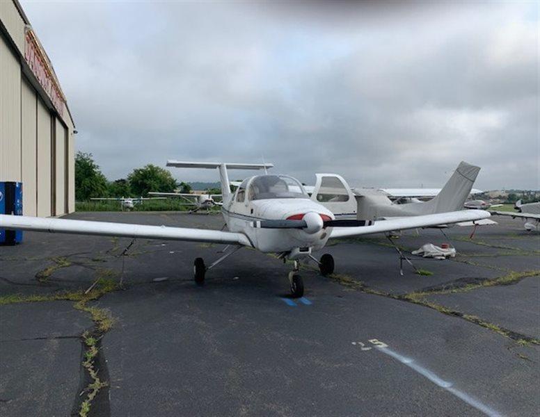 1980 Beechcraft Skipper 77 Aircraft