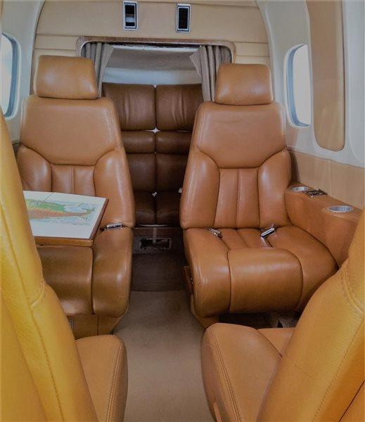 1983 Twin Commander 900 Aircraft