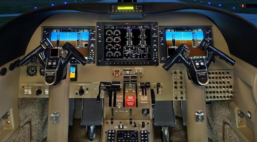 1981 Commander 1000 Aircraft
