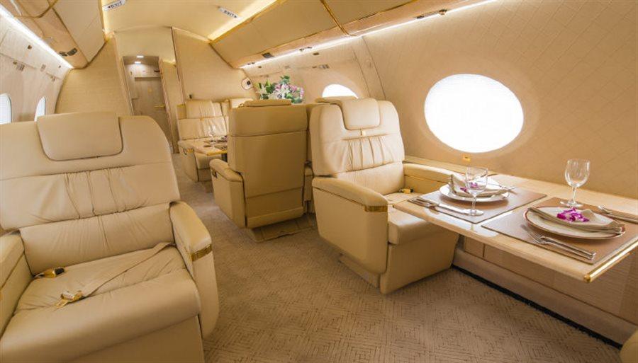2012 Gulfstream G650 ER
