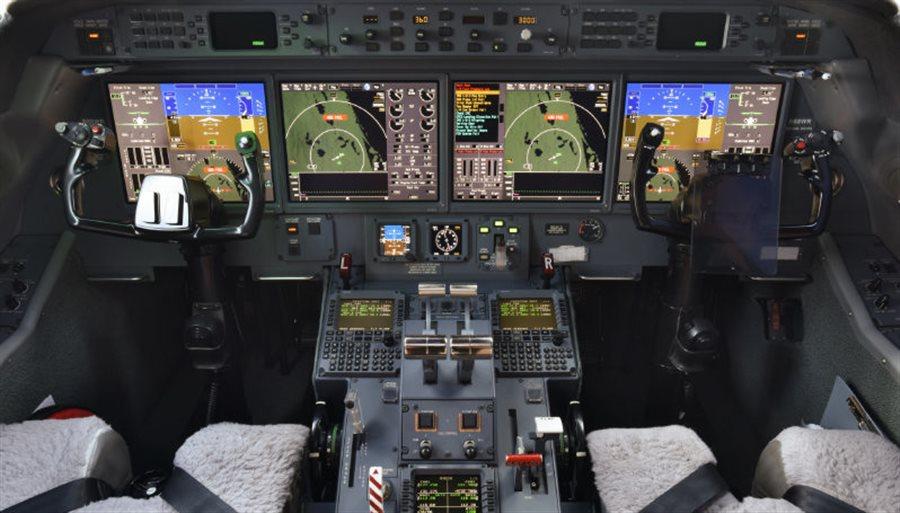 2007 Gulfstream G450