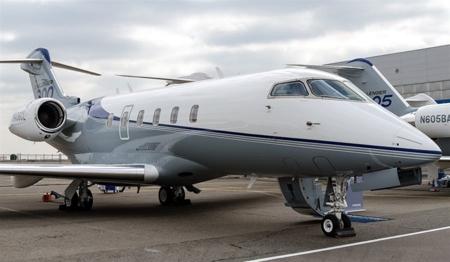 2004 Bombardier Challenger 300