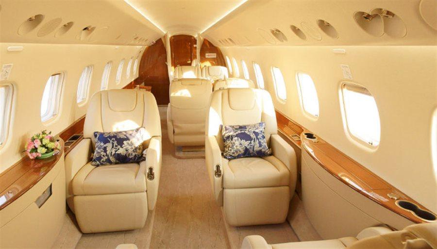 2012 Embraer Legacy 650