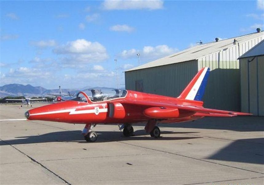 1966 British Aerospace Folland Gnat