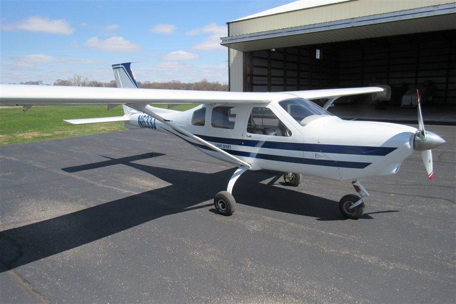 2008 Jabiru J250 SP