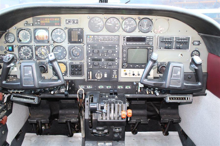 1984 Cessna T303 Crusader Aircraft