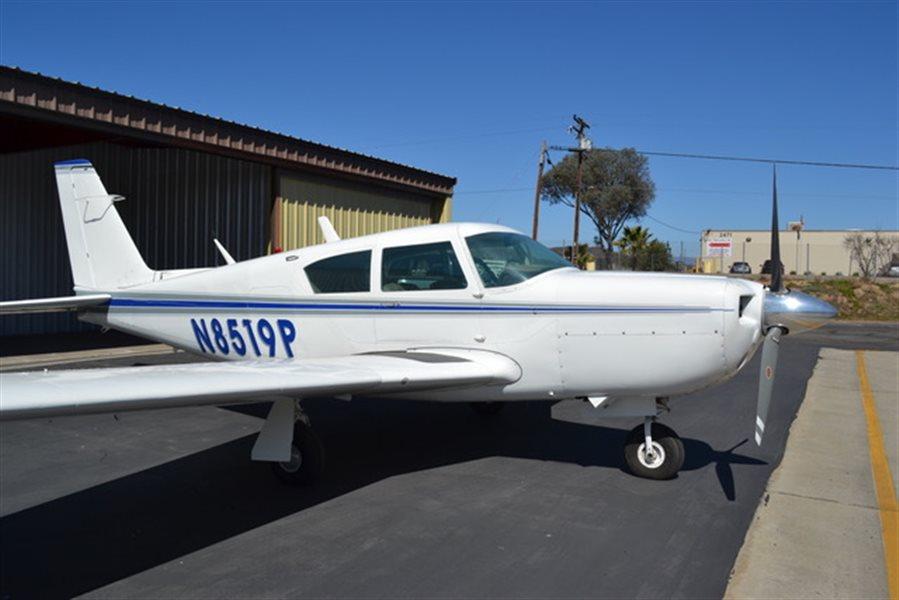 1965 Piper Comanche 400