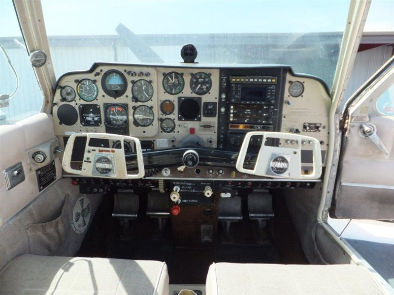 1962 Beechcraft Debonair 33 B