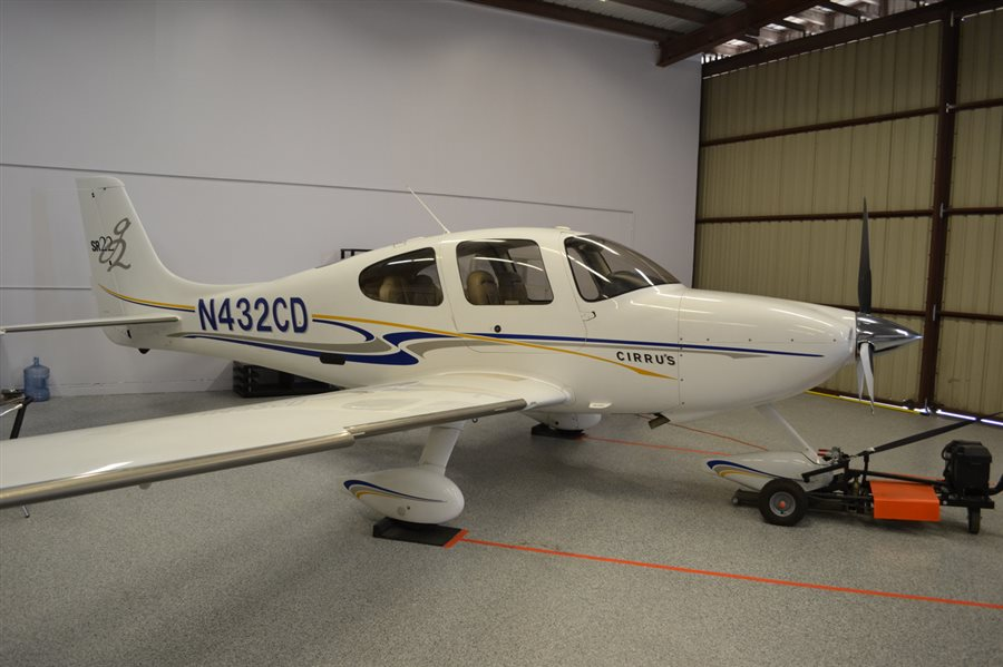 2004 Cirrus SR22 Aircraft