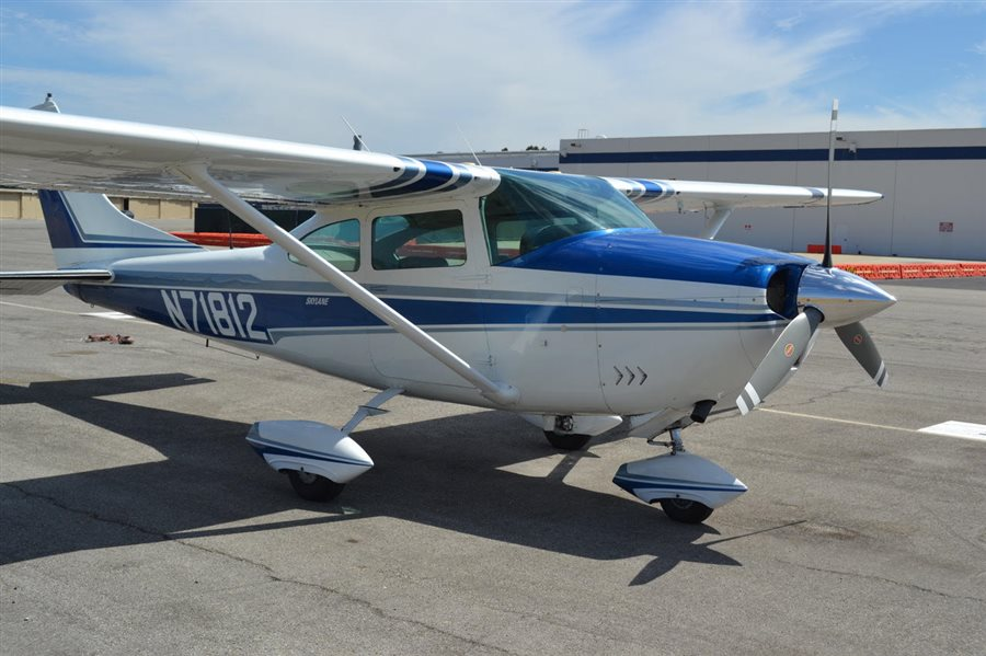 1969 Cessna 182 Skylane Aircraft