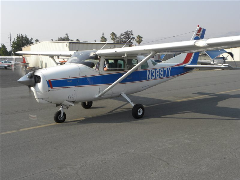 1964 Cessna 210 D