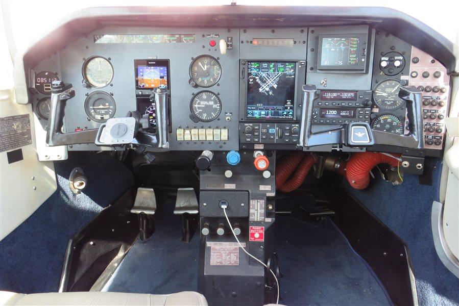 1978 Mooney 201 M20J Aircraft