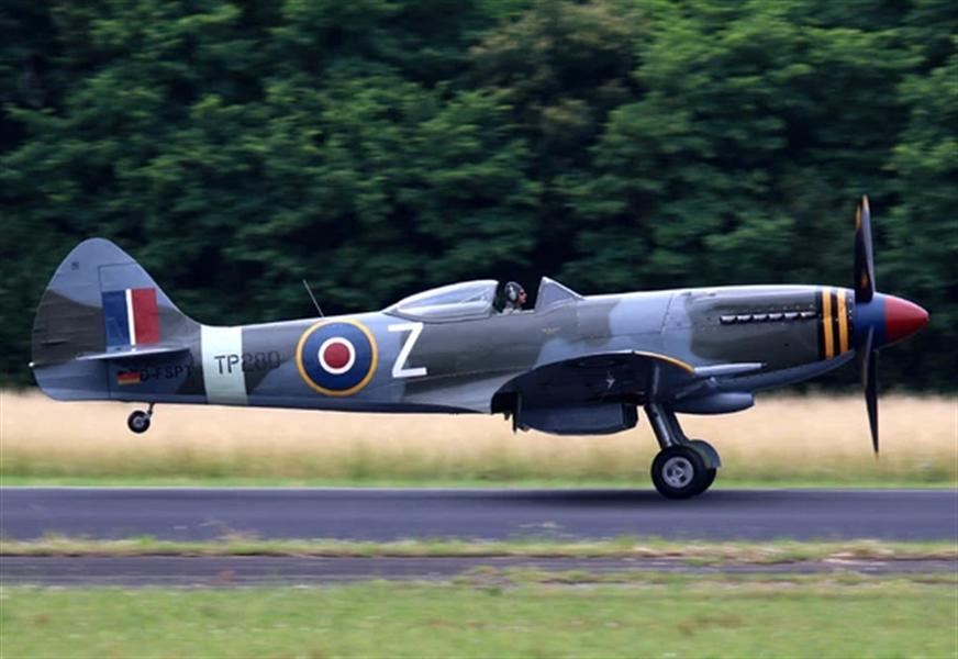 1945 Supermarine Spitfire MkXVIII