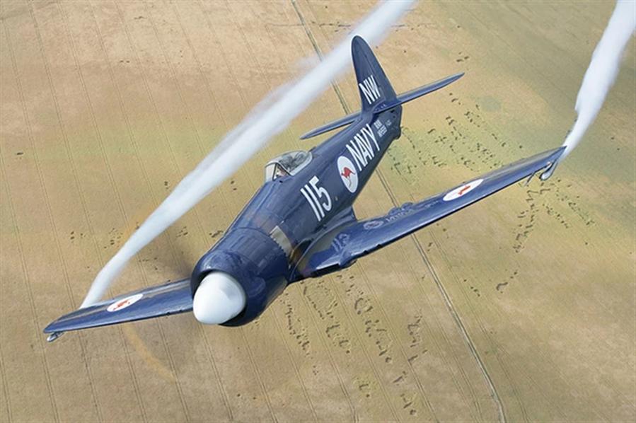 1949 Hawker Sea Fury FB MK11