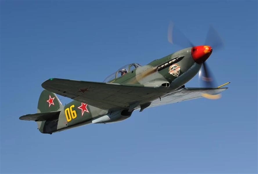 1999 Yakovlev Yak-9U-M