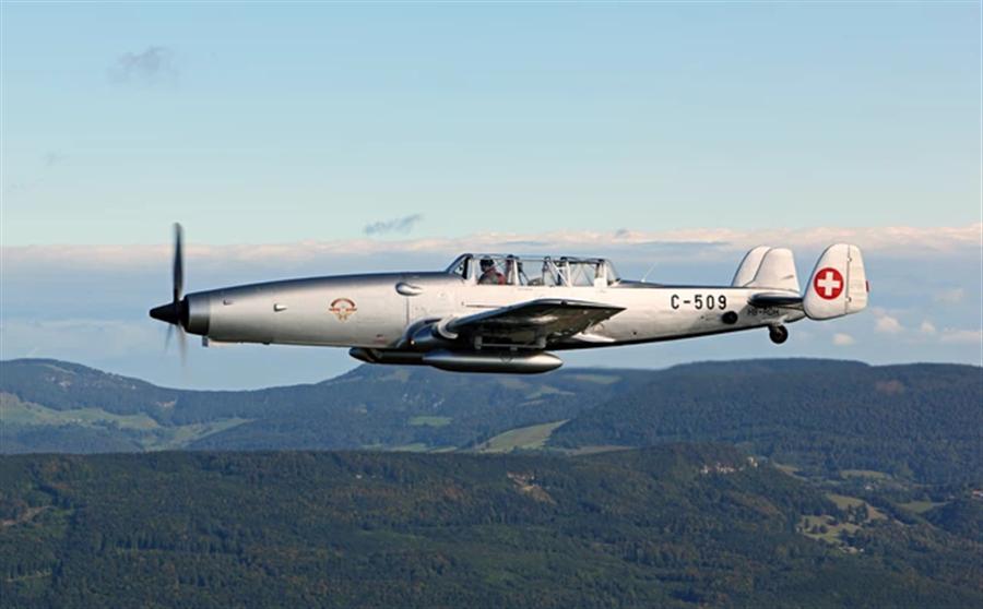 1943 Farner Werke C-3605 Aircraft