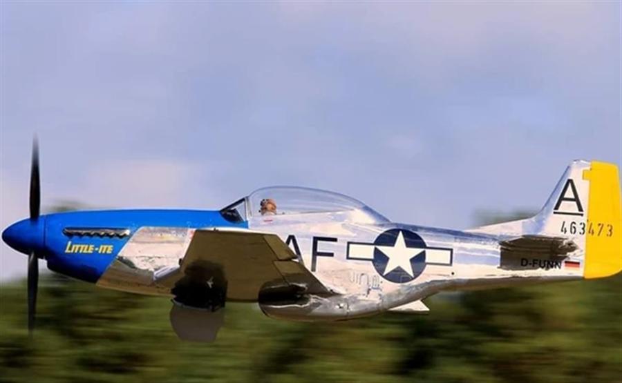 1944 North American TF-51D Mustang