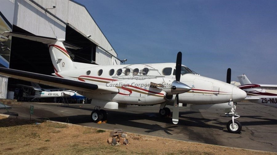 1981 Beechcraft King Air 200