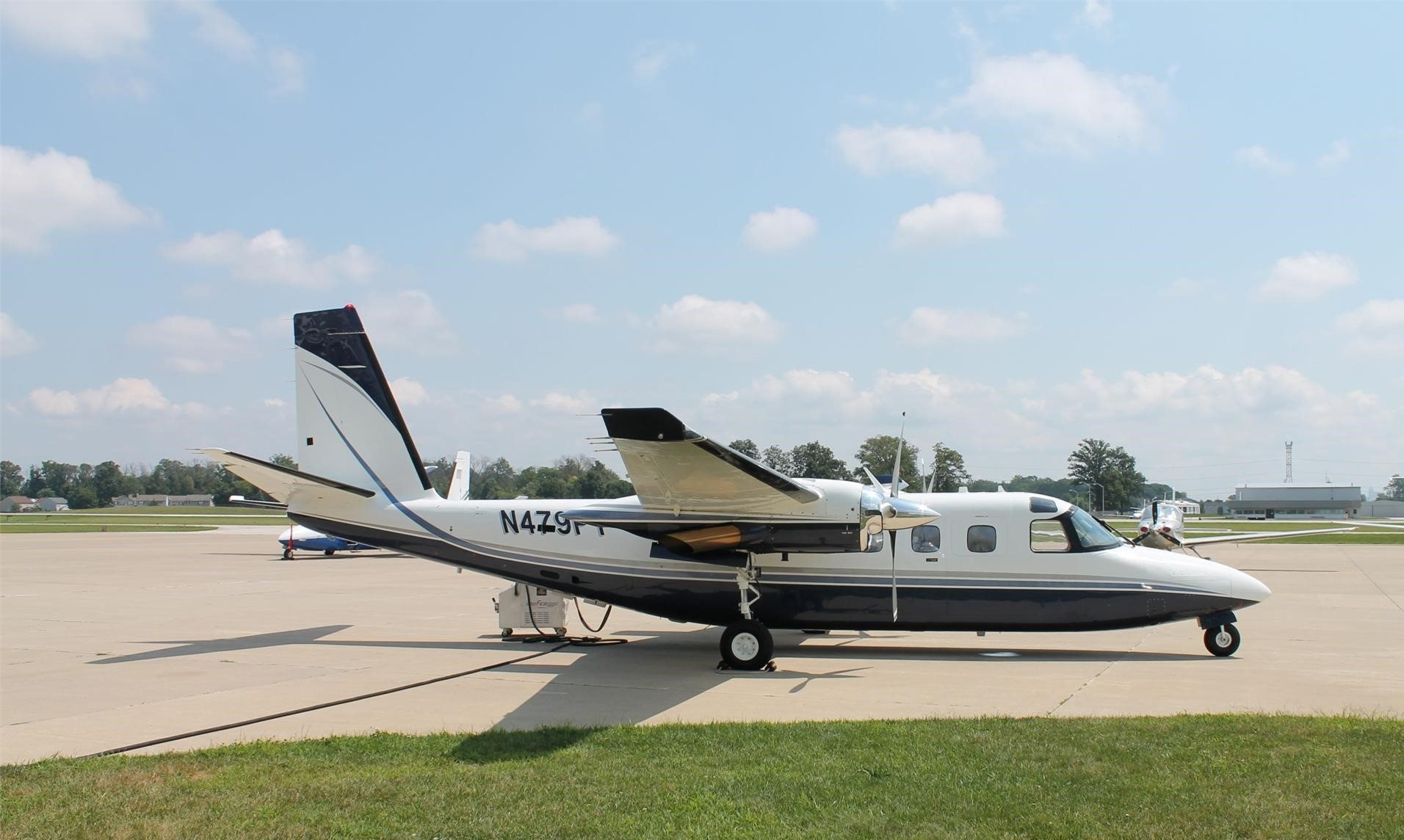 1981 Commander 1000 Aircraft