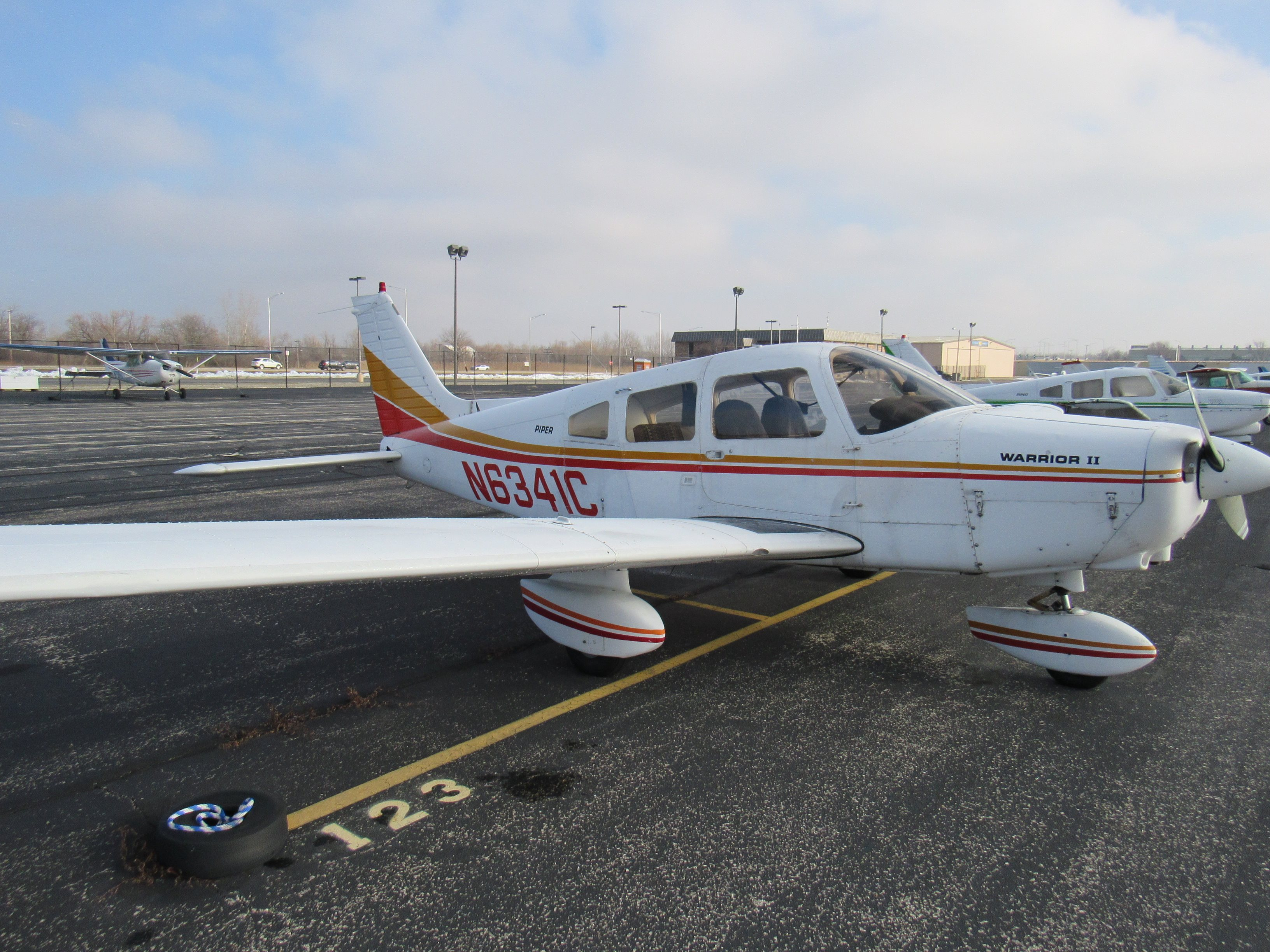 1978 Piper Warrior
