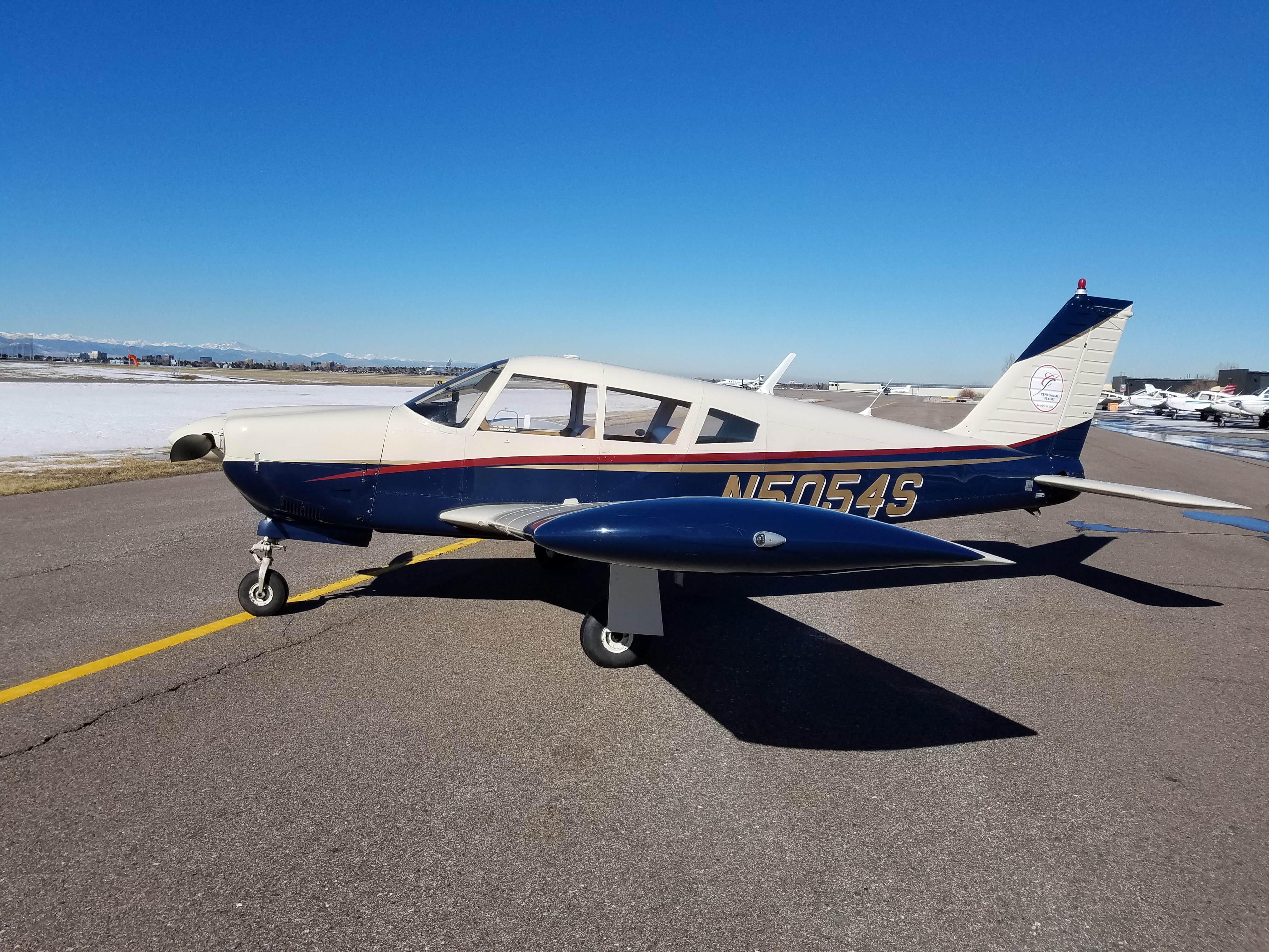 1970 Piper Arrow