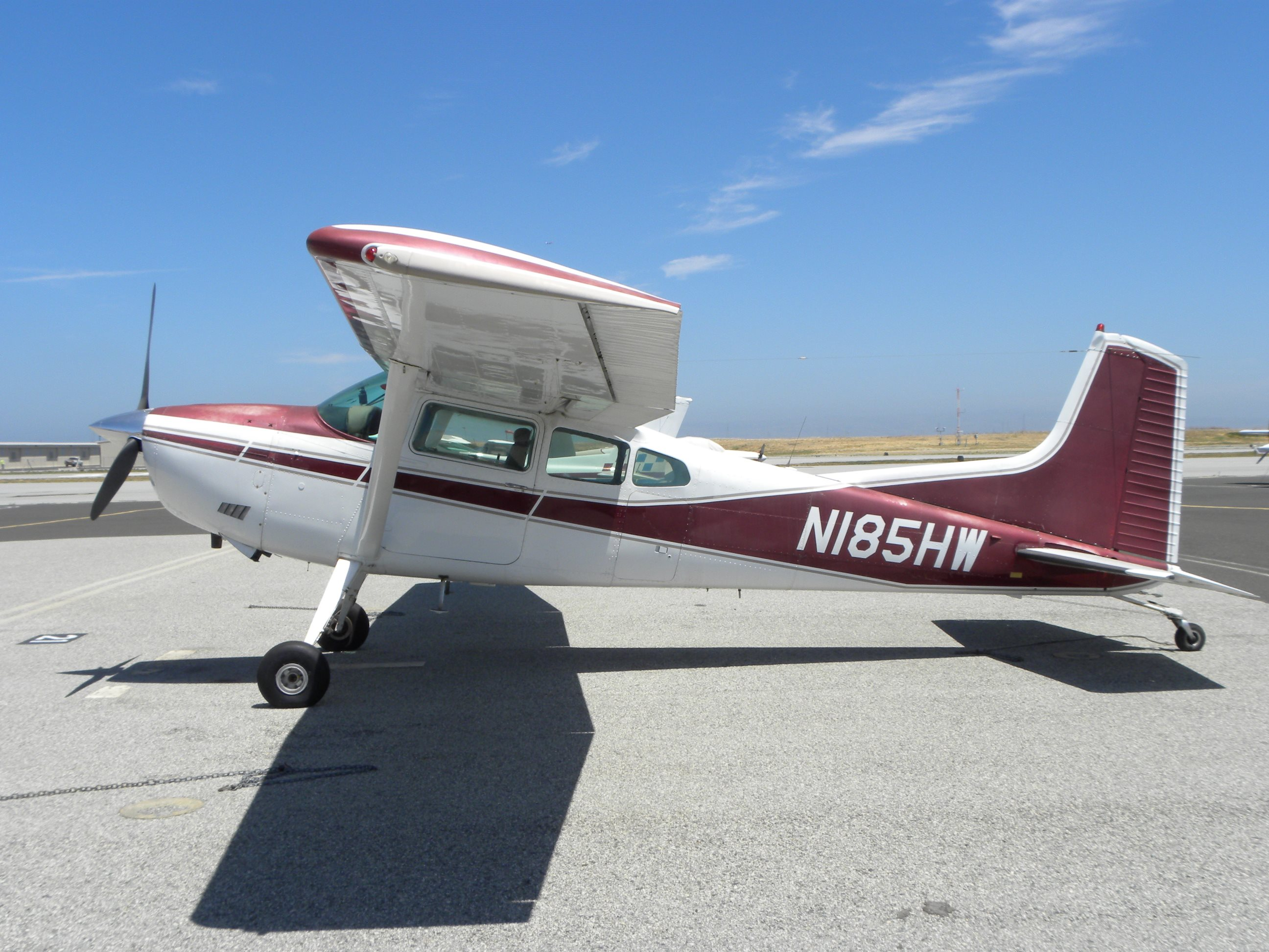 1974 Cessna 185 Skywagon A185F