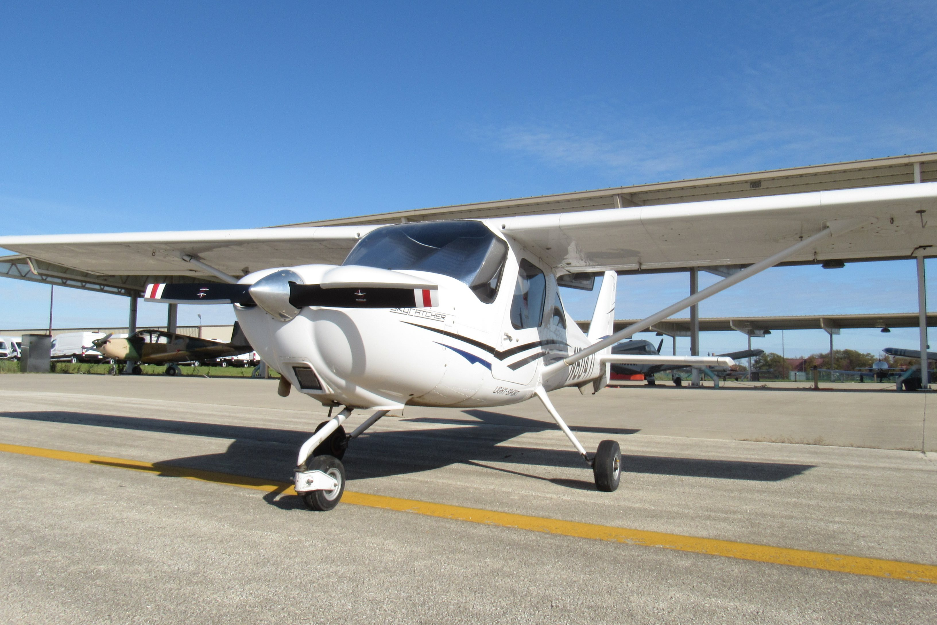2011 Cessna 162 Skycatcher Aircraft