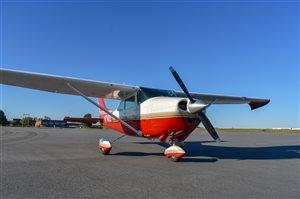 1969 Cessna 182 M