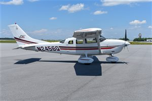 2001 Cessna T206 H Stationair