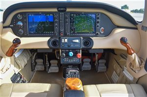 2010 Cessna 400 Corvalis TT LC-41 Aircraft