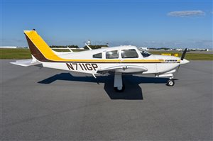1977 Piper Arrow III Turbo