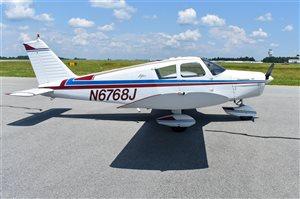 1968 Piper Cherokee PA28-140